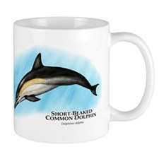 Shore-Beaked Common Dolphin Mug