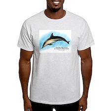 Shore-Beaked Common Dolphin T-Shirt