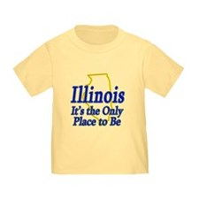 Only Place To Be - Illinois T