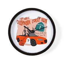 5th Annual Sebring Merchandis Wall Clock