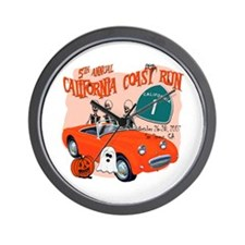 5th Annual BugEye Sprite Merc Wall Clock