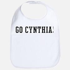 Go Cynthia Bib
