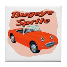Bugeye Sprite Tile Coaster