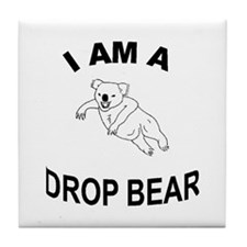 Cute Bears Tile Coaster