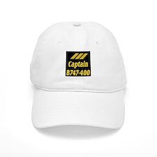 Baseball Captain B744 Baseball Cap