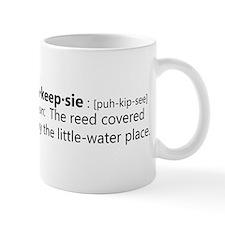 Poughkeepsie Definition Mug
