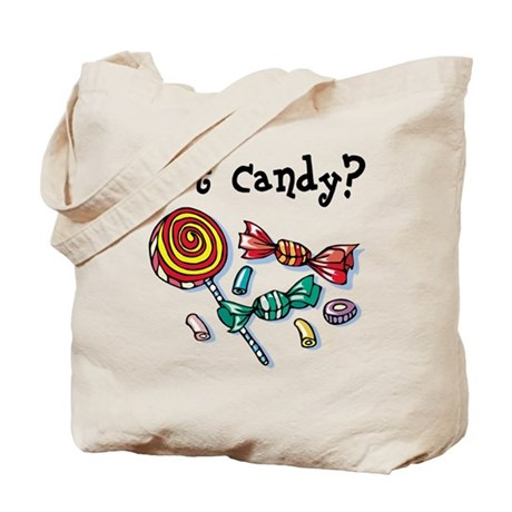 Got Halloween Candy Tote Bag