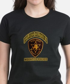 Redlands Mounted Police Tee