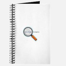 Ashley Enright Investigations Journal