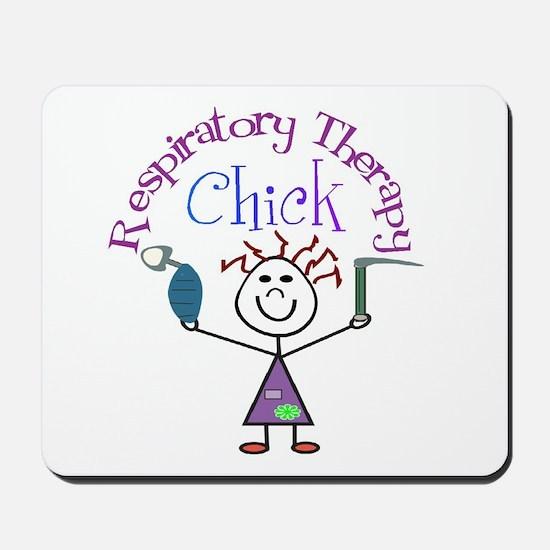Respiratory Therapy 9 Mousepad