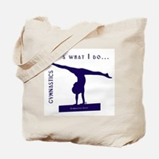 Gymnastics Tote Bag - Do