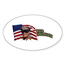 Old Soldier Decal