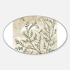 DRAGONFLIES *1* Sticker (Oval)