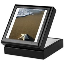 STARFISH ON THE BEACH Keepsake Box