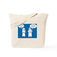 Nuns Jubilee Tote Bag