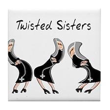 Nuns Jubilee Tile Coaster