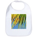 PALM FRONDS Bib