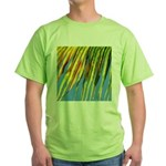 PALM FRONDS Green T-Shirt