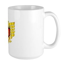 GL12 Gold Eagle Mug