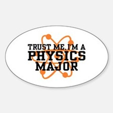 Physics Major Decal