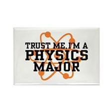 Physics Major Rectangle Magnet