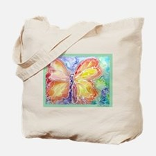 Butterfly, colorful, Tote Bag