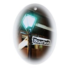French Quarter Ornament (Oval)