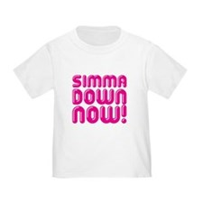 Simma Down Now 1 T