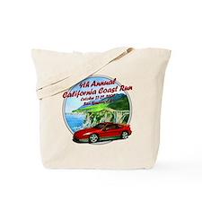 4th Annual California Coast R Tote Bag