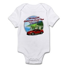 4th Annual California Coast R Infant Bodysuit