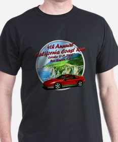 4th Annual California Coast R T-Shirt