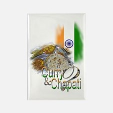 Got Curry & Chapati? - Rectangle Magnet
