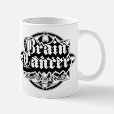 Brain Cancer Tribal Mug