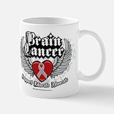 Brain Cancer Wings Mug