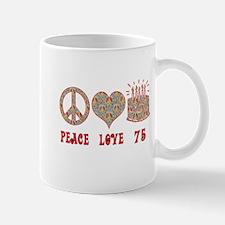 Unique Love peace 75 Mug
