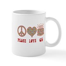 Unique Happy sixty fifth birthday Mug