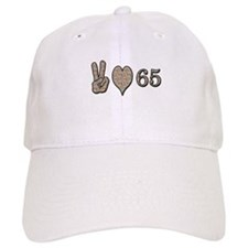Cute 65th birthday Baseball Cap