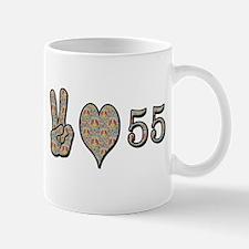 Funny Fifty fifth birthday Mug