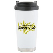 I ROCK THE S#%! - SURVEYING Travel Mug