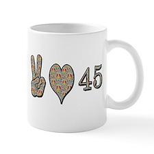 Cute 45th birthday Mug