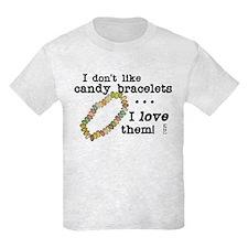Candy Bracelets T-Shirt