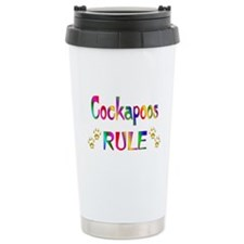 Cockapoo Travel Mug
