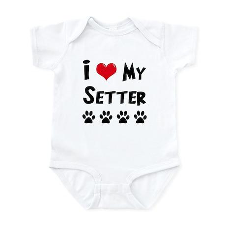 Setter Infant Bodysuit