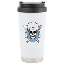 Chef Pirate Travel Mug