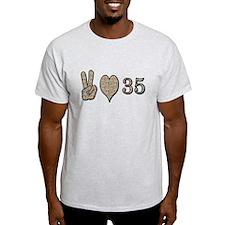 Cute Happy 35th birthday T-Shirt