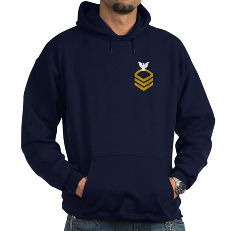 Chief Petty Officer Hooded Sweatshirt 1