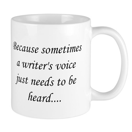 Writers Anonymous Mug