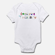 Speech Therapy Infant Bodysuit