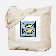 Pisces 1 Tote Bag