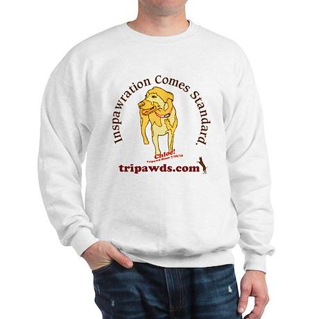 Inspawration Comes Standard Sweatshirt